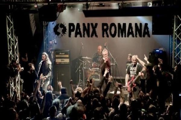 Οι Panx Romana ζωντανά στο Κύτταρο