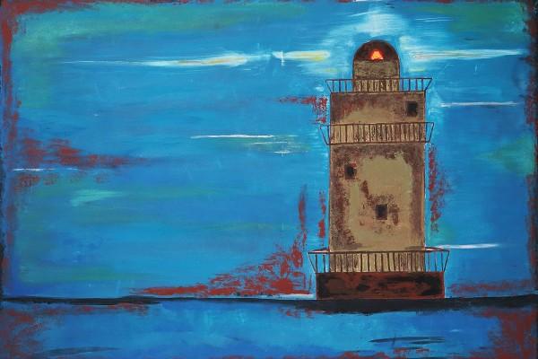Έκθεση ζωγραφικής «Προορισμοί» της Βασιλικής Πασπαλά στην γκαλερί του Black Duck!