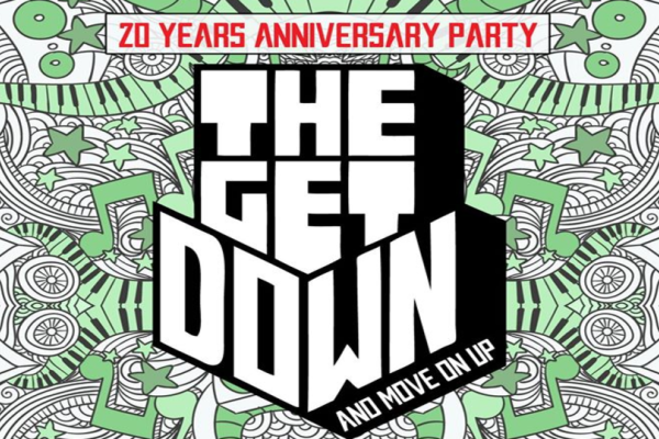 Μην το χάσετε: Get Down 20th years anniversary party 1997-2017!