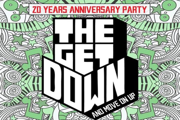 Μην το χάσετε: Get Down 20th years anniversary party 1997-2017!