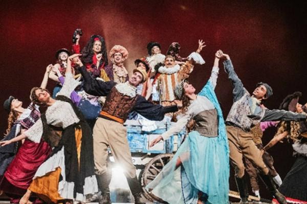 Θέατρο Παλλάς: Δον Κιχώτης!