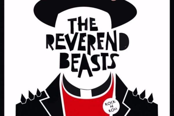 Οι Reverend Beasts & οι Bone Rave ζωντανά στο Rover Bar