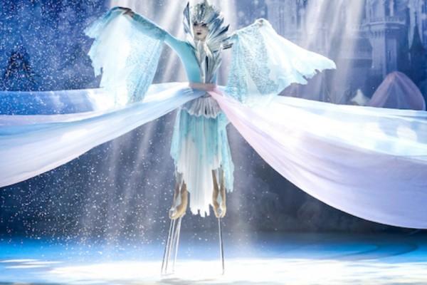 Η ''Βασίλισσα του Χιονιού