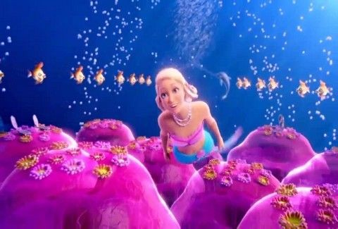 Barbie  Η Πριγκίπισα των Μαργαριταριών - Athens magazine 6339dd837f5