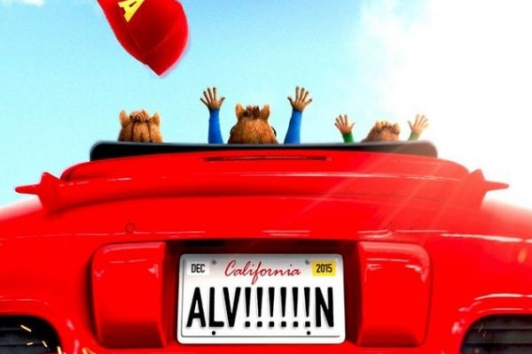 Ο Άλβιν και η Παρέα του: Σκίουροι Στο Δρόμο