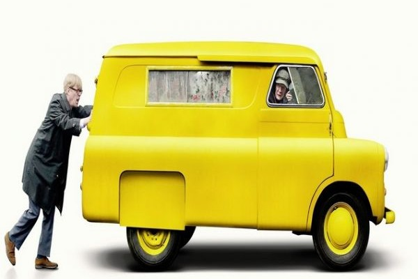 H Κυρία και το Φορτηγάκι