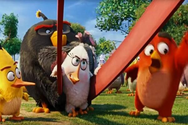Angry Birds: Η Ταινία