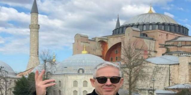 Εικόνες: Ο Τάσος Δούσης μας ταξιδεύει στην κοσμοπολίτικη Κωνσταντινούπολη!