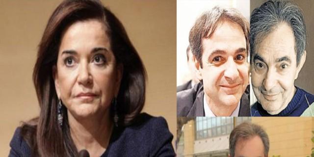 Ντόρα Μπακογιάννη: Τι αποκάλυψε για την αιώνια φήμη που πολλοί επιβεβαιώνουν - Είναι παιδί του Τέρη Χρυσού ο Κυριάκος Μητσοτάκης;