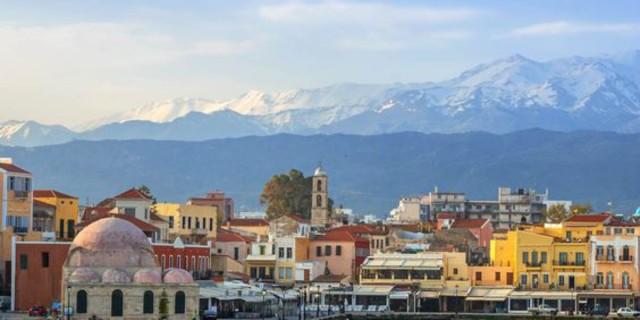 Η φωτογραφία της ημέρας: Βόλτα στα όμορφα Χανιά!