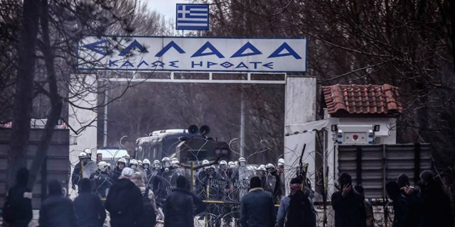 Πανικός στον Έβρο! 4.000 μετανάστες προσπάθησαν να περάσουν τα σύνορα - Προχώρησε σε 66 συλλήψεις η Αστυνομία! (video)