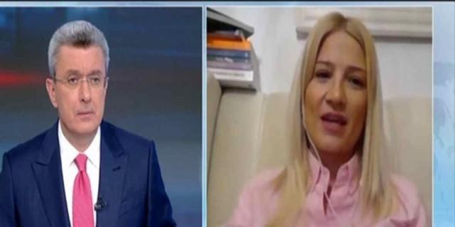 Ξεκινάει την εκπομπή της στον ΑΝΤ1 η Φαίη Σκορδά μετά την περιπέτεια με τον κορωνοϊό