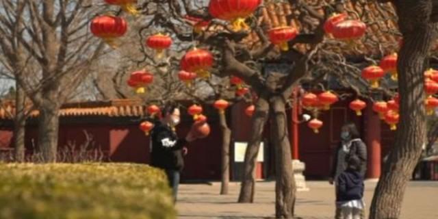 Κορωνοϊός Κίνα: Μερική άρση της απαγόρευσης κυκλοφορίας
