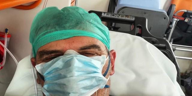 Θετικός στον κορωνοϊό ο δημοσιογράφος Σωτήρης Γεωργούντζος - Δίνει «μάχη» στο νοσοκομείο της Πάτρας!