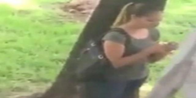 Αυτή η γυναίκα θέλησε να βγάλει μια selfie στο δάσος - Αυτό που ακολούθησε δεν έχει προηγούμενο!