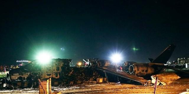 Τραγωδία στον αέρα: Έκρηξη αεροπλάνου για τον κορωνοϊό που μετέφερε ασθενή! (video)