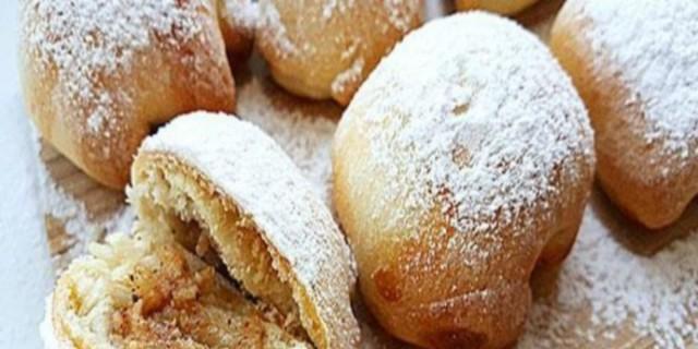 Πανεύκολη συνταγή για νηστίσιμα μηλοπιτάκια - Το ίδιο αφράτα και νόστιμα
