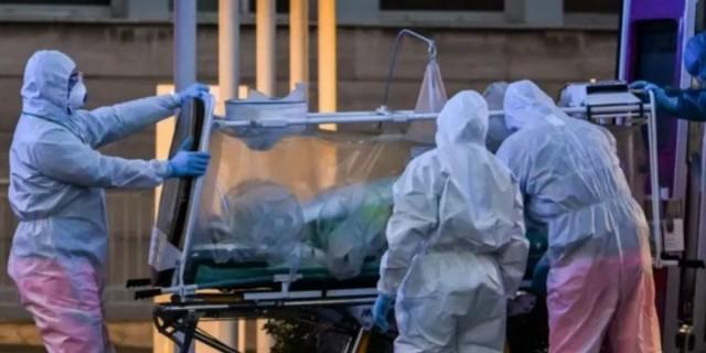 Κορωνοϊός: 708 νεκροί στη Βρετανία μέσα σε 24 ώρες