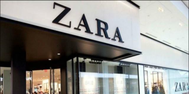 Zara e-shop: Αγοράστε τζιν mid rise cropped flare μόνο με 19,95€