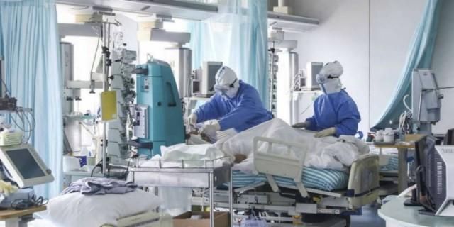 Κορωνοϊός - Γαλλία: Ακόμα 441 θάνατοι - Πάνω από 7.500 συνολικά