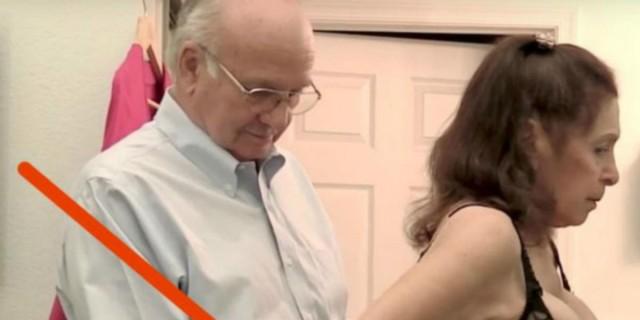 80χρονη γιαγιά βάζει κάθε μέρα τον άνδρα της να κάνει το ίδιο πράγμα - Ο λόγος; Σοκάρει