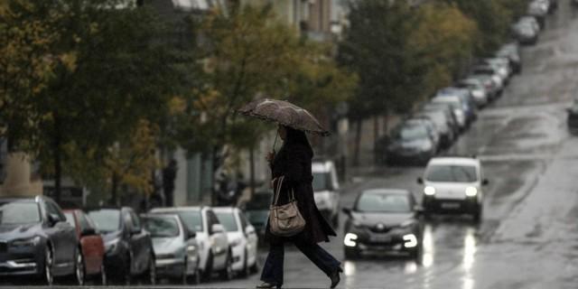 Καιρός σήμερα: Κακοκαιρία με βροχές και χιόνια - Αναλυτική πρόγνωση