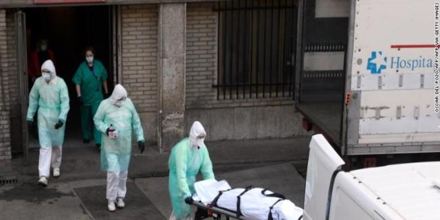 Ανασαίνει δειλά-δειλά η Ισπανία: Κατέγραψε τους λιγότερους θανάτους από κορωνοϊό εδώ και δύο εβδομάδες