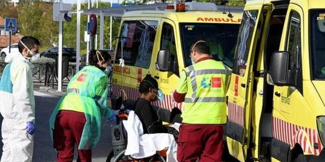 Το πένθος συνεχίζεται στην Ισπανία: Ξεπέρασε τους 9.000 νεκρούς από κορωνοϊό με 864 το τελευταίο 24ωρο