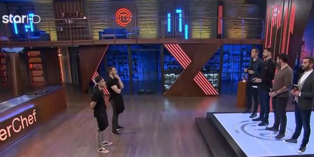 MasterChef: Δείτε τα highlights από το χθεσινό (06/04) επεισόδιο