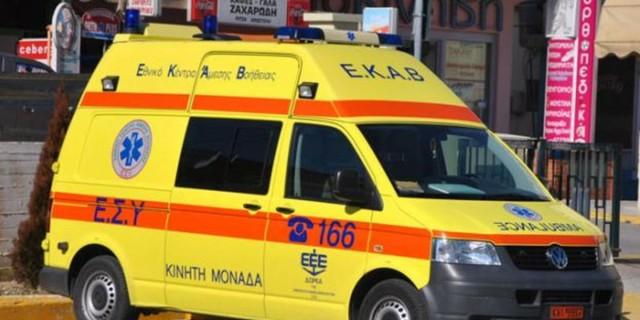 Κόρινθος: Νεκρός 65χρονος που έπεσε από τον 2ο όροφο νοσοκομείου