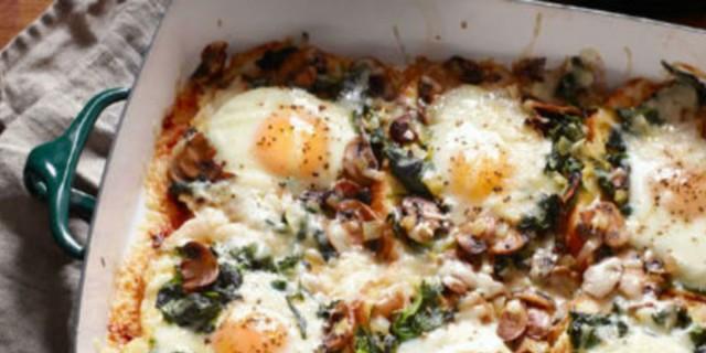 Ξεχάστε τα αυγά όπως τα ξέρατε - Τα πιο θρεπτικά αυγά είναι... στο φούρνο!