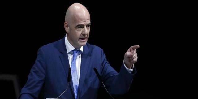 Πρόεδρος της FIFA προς τους Ιταλούς: