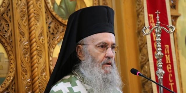«Δε θα έχουμε καμία ευθύνη για το συνωστισμό στις εκκλησίες, η εγκύκλιος δεν αφορά τους πιστούς» - «Αιχμηρή» τοποθέτηση από τον Μητροπολίτη Ναυπάκτου