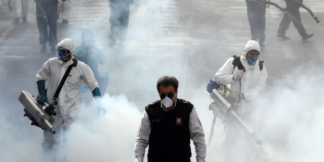Κορωνοϊός Ιράν: Νούμερα που σοκάρουν - Ξεπέρασαν τις 66.000 τα κρούσματα