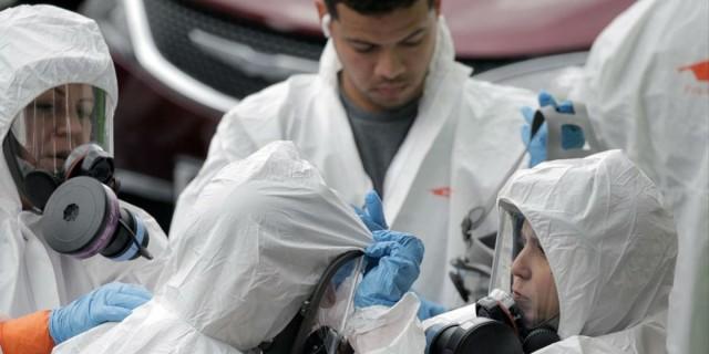 «Θερίζει» τις ΗΠΑ ο κορωνοϊός -  4.476 νεκροί, πάνω από 200.000 κρούσματα του ιού