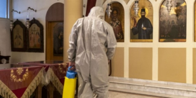 Κορωνοϊός: Ανοικτές οι εκκλησίες το Πάσχα - Τι θα γίνει με τις λειτουργίες;