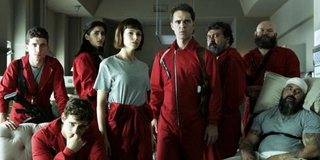 La Casa de Papel: Ποιος 4ος κύκλος; Πρωταγωνιστές της σειράς είναι ζευγάρι στην πραγματική ζωή