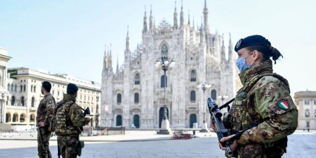 Κορωνοϊός Ιταλία: Κλειστά μέχρι τον Ιούνιο τα σχολεία!