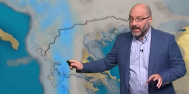 «Συνεχίζεται το χειμωνιάτικο σκηνικό - Αναμένεται νέα επιδείνωση» - Προειδοποίηση από τον Σάκη Αρναούτογλου (Video)