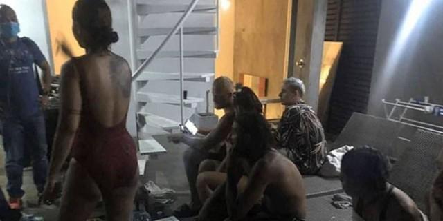 Κορωνοϊός: Τουρίστες έγιναν τσακωτοί σε πάρτι με ναρκωτικά παρά την καραντίνα (video)