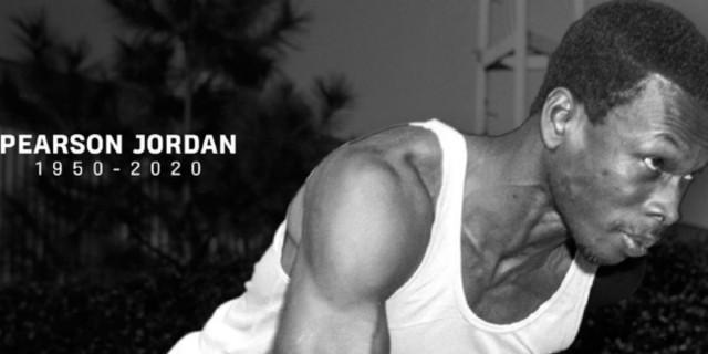 Πέθανε ο Πίρσον Τζόρνταν από κορωνοϊό