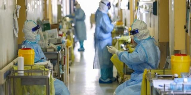 Κορωνοϊός - Βρετανία: 563 θάνατοι το τελευταίο 24ωρο