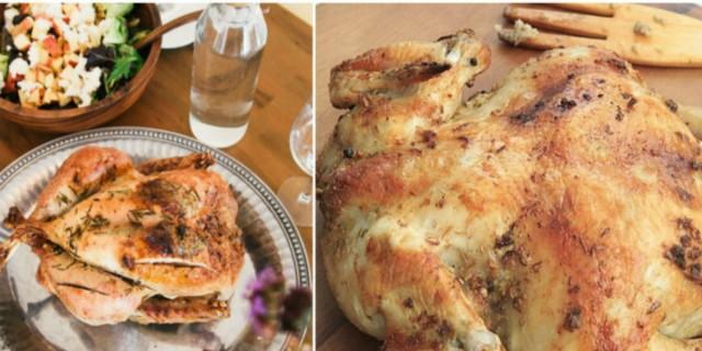 Ο απόλυτος τρόπος για να πετύχεις την τέλεια πέτσα στο κοτόπουλο στο φούρνο