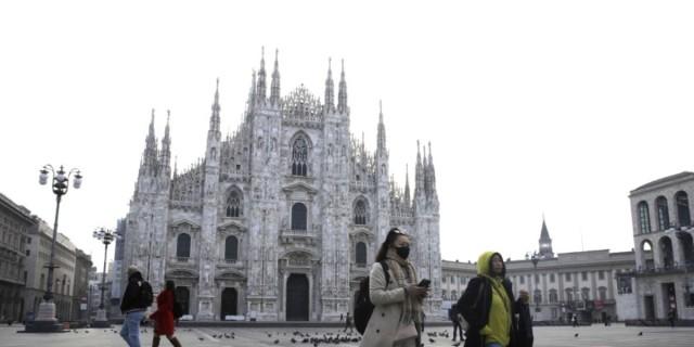 Κορωνοϊός στην Ιταλία: 70 νεκροί το τελευταίο 24ωρο