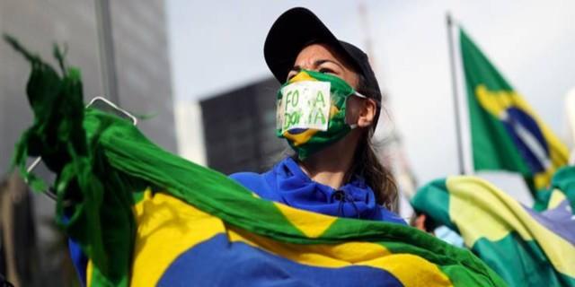 Τραγωδία δίχως τέλος στη Βραζιλία: Πάνω από 1.000 νεκροί από κορωνοϊό το τελευταίο 24ωρο