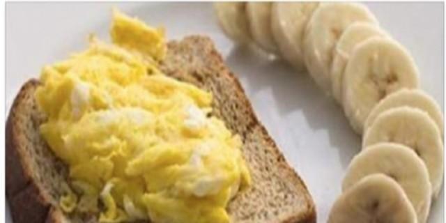 Στρατιωτική δίαιτα με μπανάνες και αυγά - Χάστε 5 κιλά σε 3 μέρες