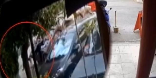 Επίθεση με βιτριόλι: Κατέθεσε ο οδηγός που μετέφερε τη δράστιδα -