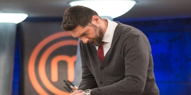 Σοκ: Εκτός MasterChef ο Πάνος Ιωαννίδης