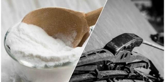 Καθαρίστε τους υαλοκαθαριστήρες του αυτοκινήτου με μαγειρική σόδα - Το μείγμα αυτό θα σας σώσει
