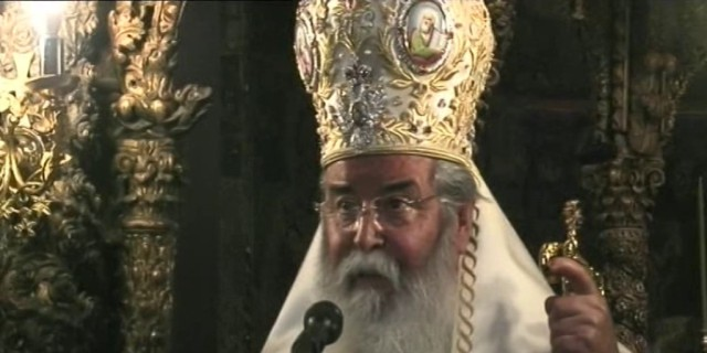Τραγικό: Ο Μητροπολίτης Κοζάνης έπαθε... Αμβρόσιο και βλέπει τον «διάβολο» πίσω από τον κορωνοϊό